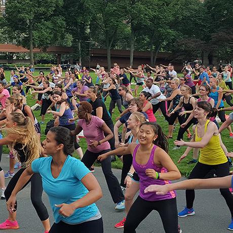 Esplanade fitness