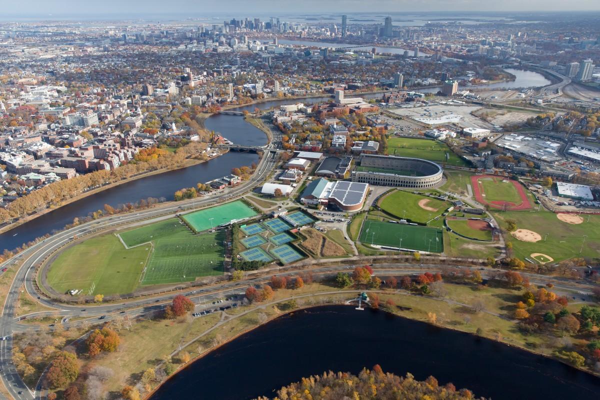 University harvard in boston