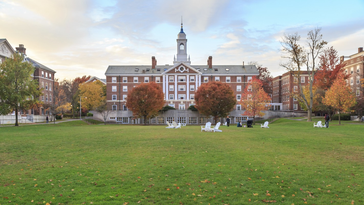 Harvard Moors Hall