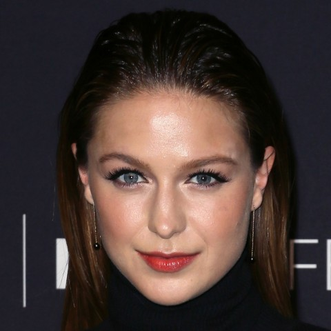 "HOLLYWOOD, CA - MARCH 13:  Actress Melissa Benoist attends The Paley Center For Media's 33rd Annual PaleyFest Los Angeles - ""Supergirl"" at the Dolby Theatre on March 13, 2016 in Hollywood, California.  (Photo by David Livingston/Getty Images)"