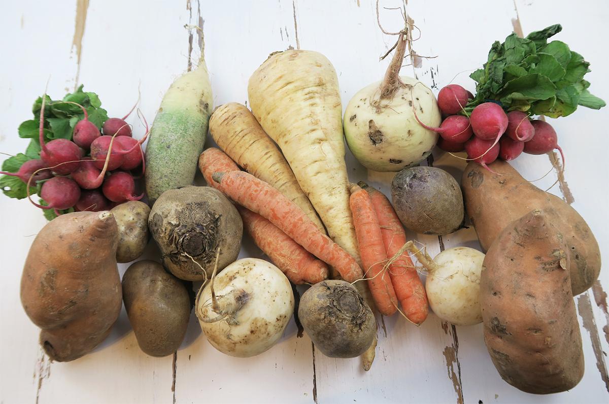 B-grade produce