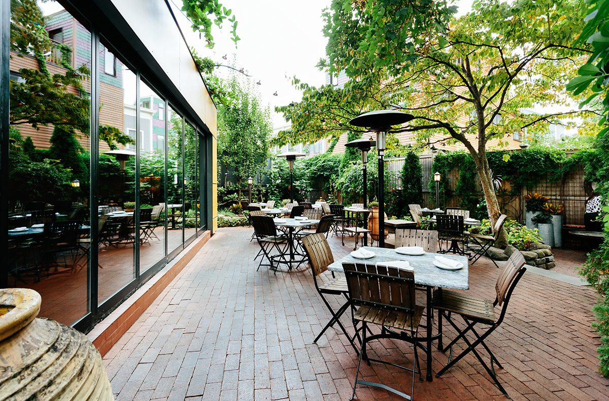 Boston s best outdoor dining top patios decks more