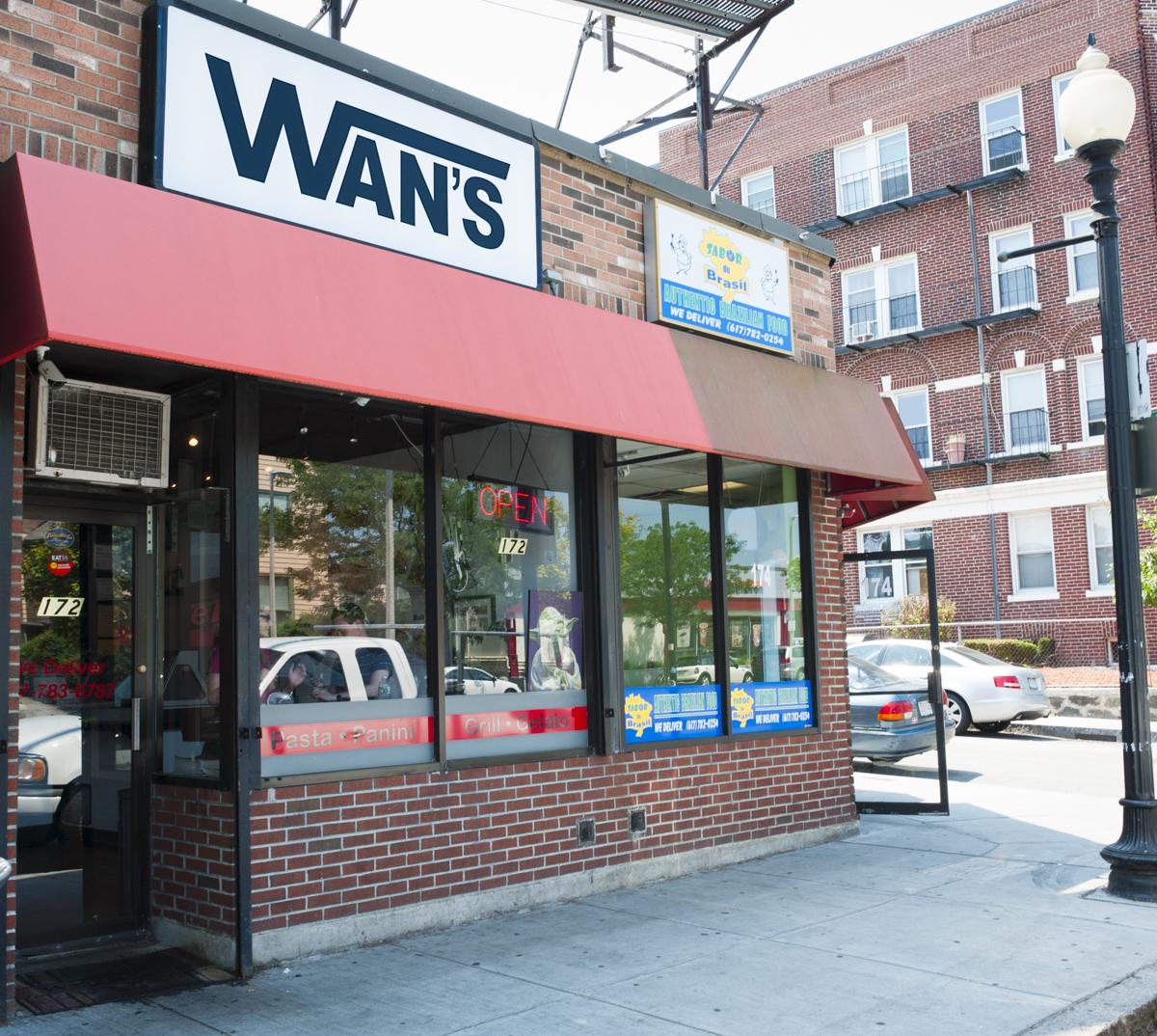 Wan's Deli in Allston