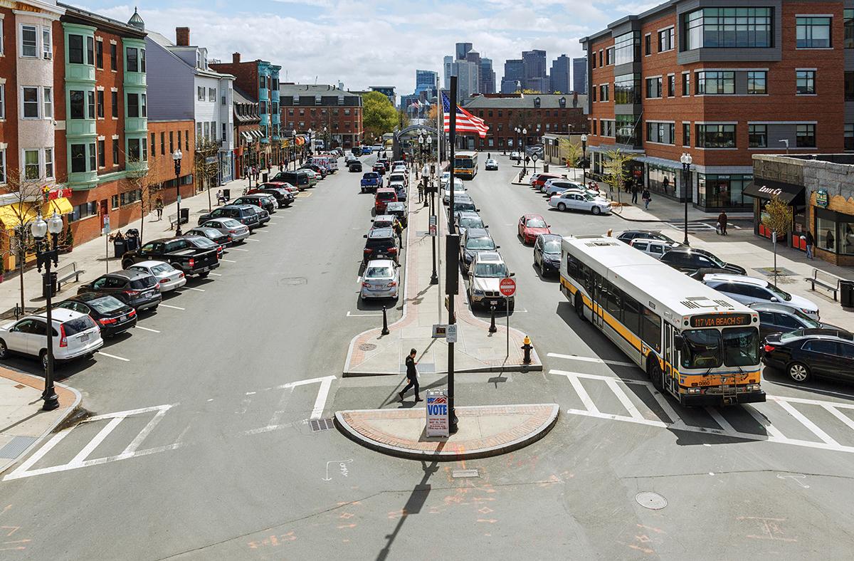 boston squares photo essay maverick square east boston