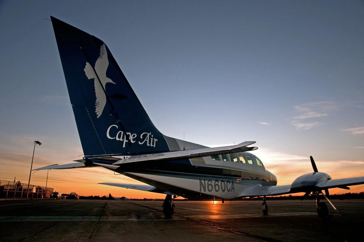 Photo courtesy of Cape Air
