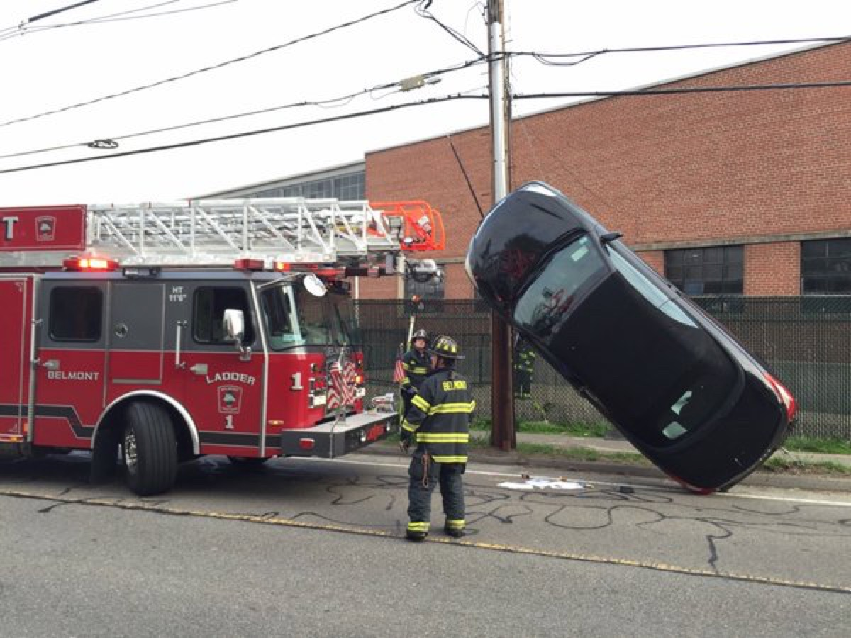Photo via Belmont Police