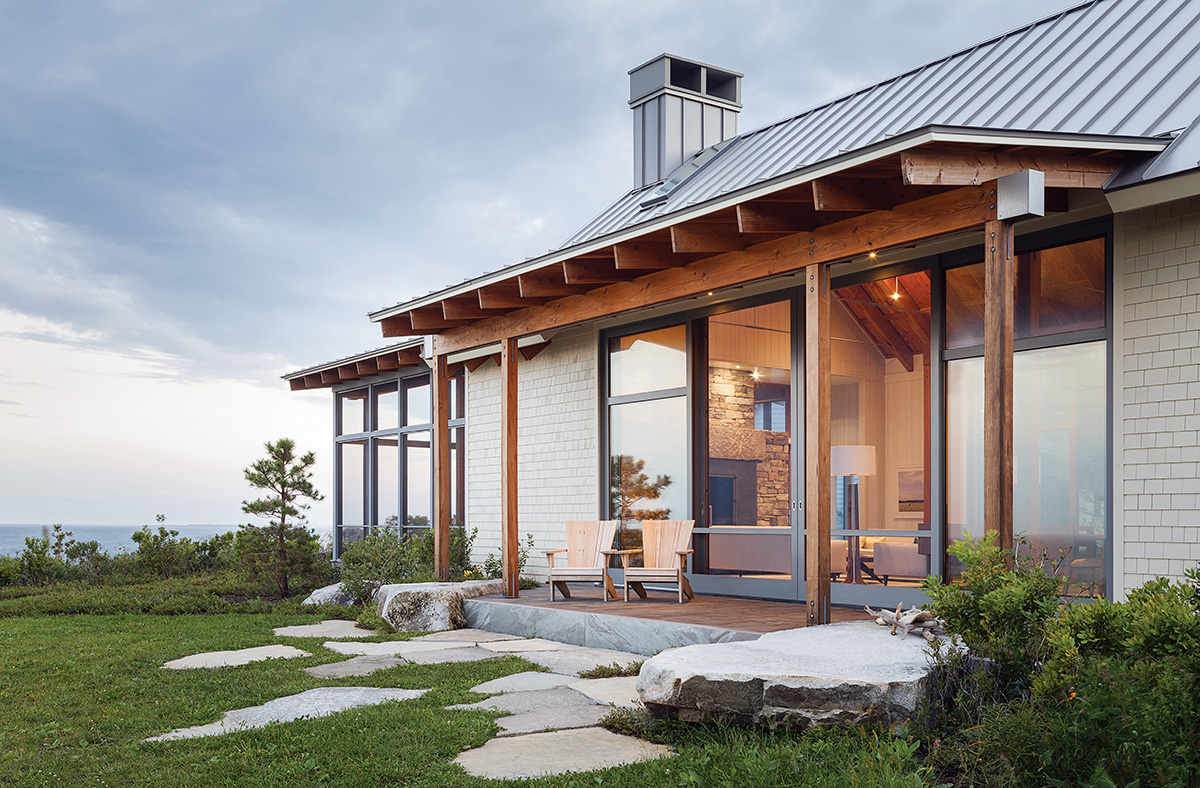 coastal maine retreat 1