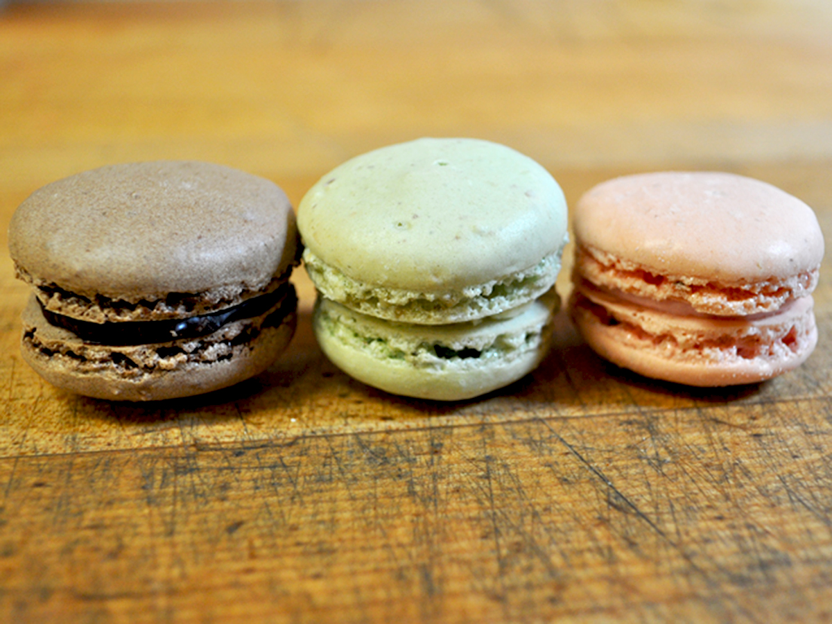 Macarons from Formaggio Kitchen in Cambridge. / Photo provided