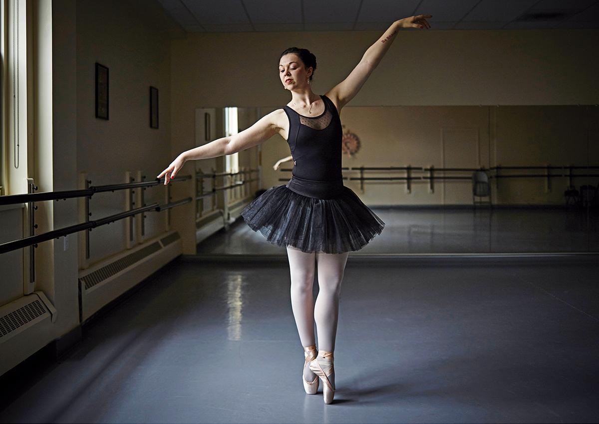 lissa curtis ballet dancing