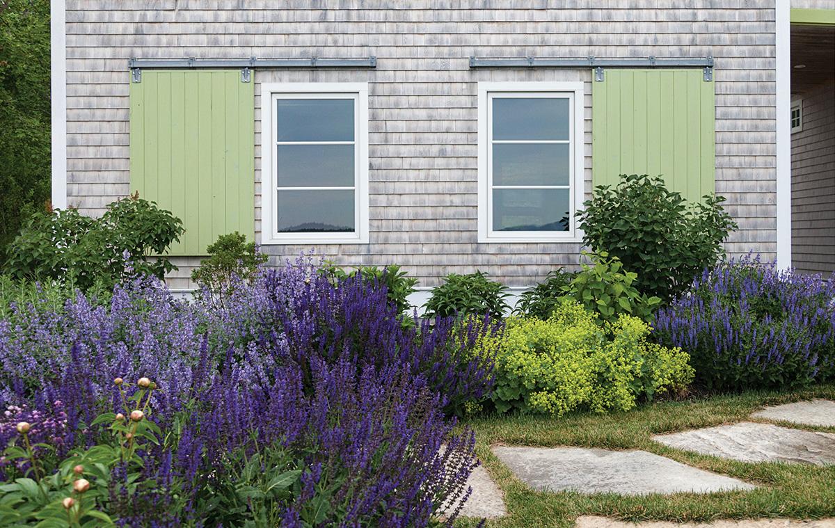Maine Gardens by Landscape Architect Matthew Cunningham