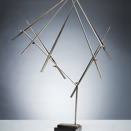 mark hutker george rickey kinetic sculpture sq