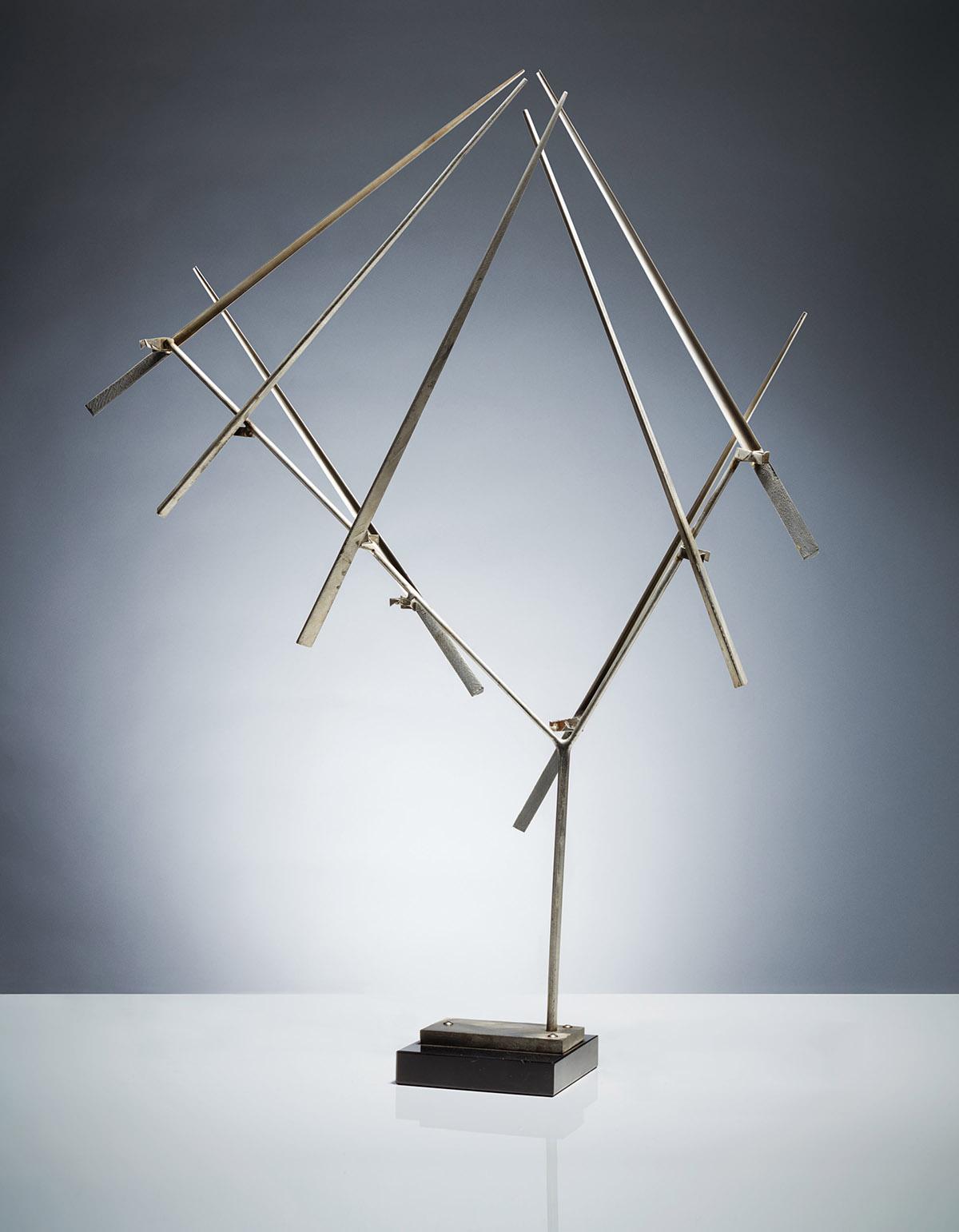 mark hutker george rickey kinetic sculpture