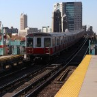 mbta red line sq
