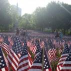 memorial day flags boston common 2016 sq