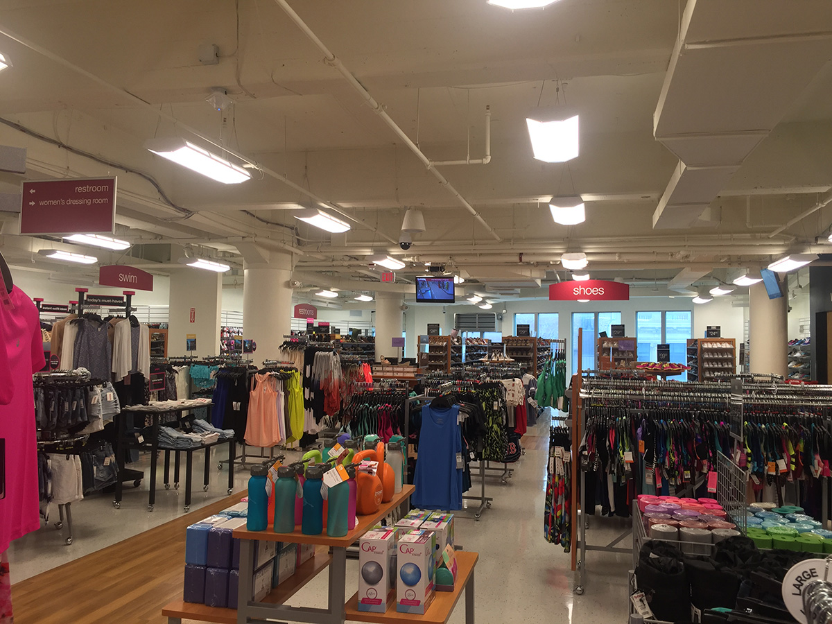 T J  Maxx Opens on Newbury Street at Hynes