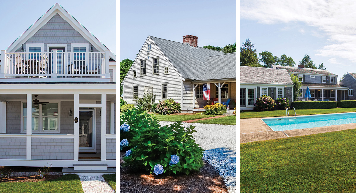 Vacation Homes for Sale in Cape Cod
