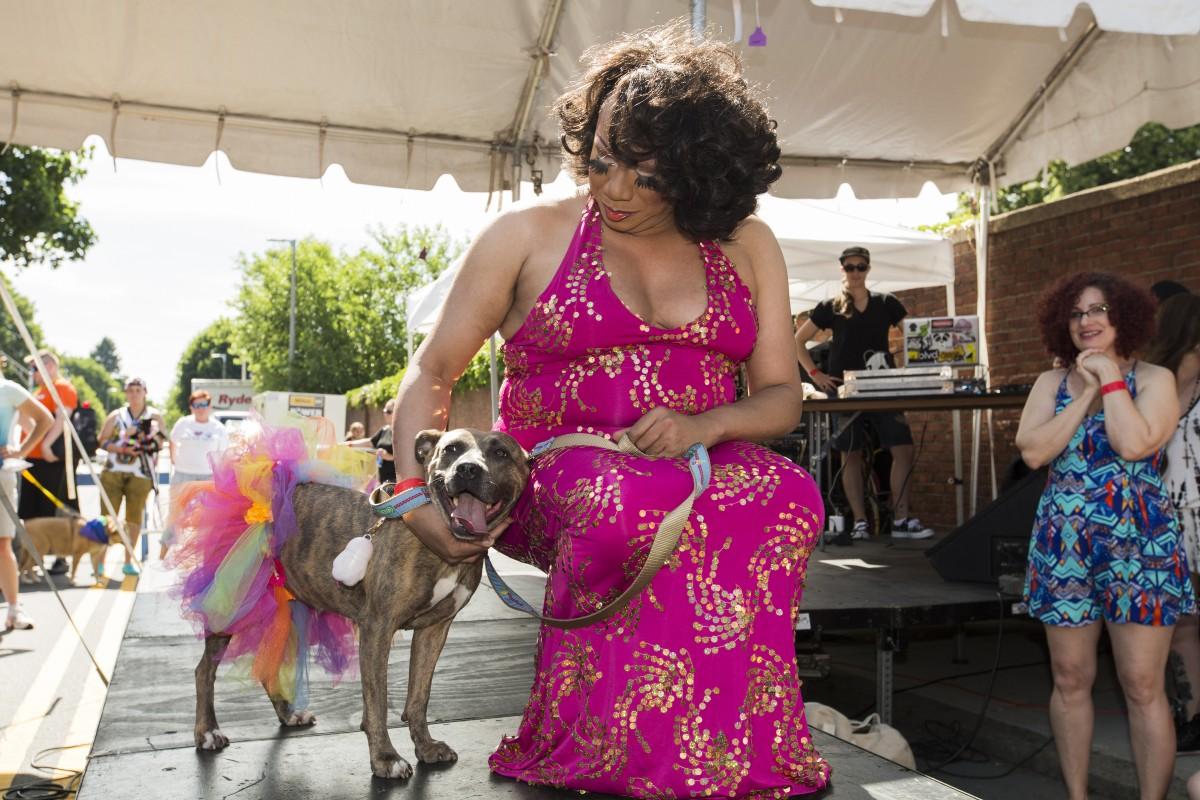 Boston Pride Week Jamaica Plain Block Party