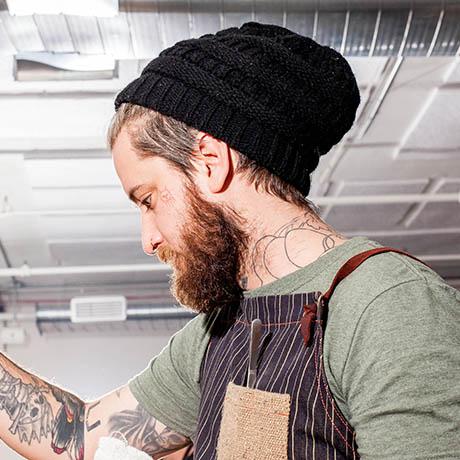 Chef Brandon Baltzley