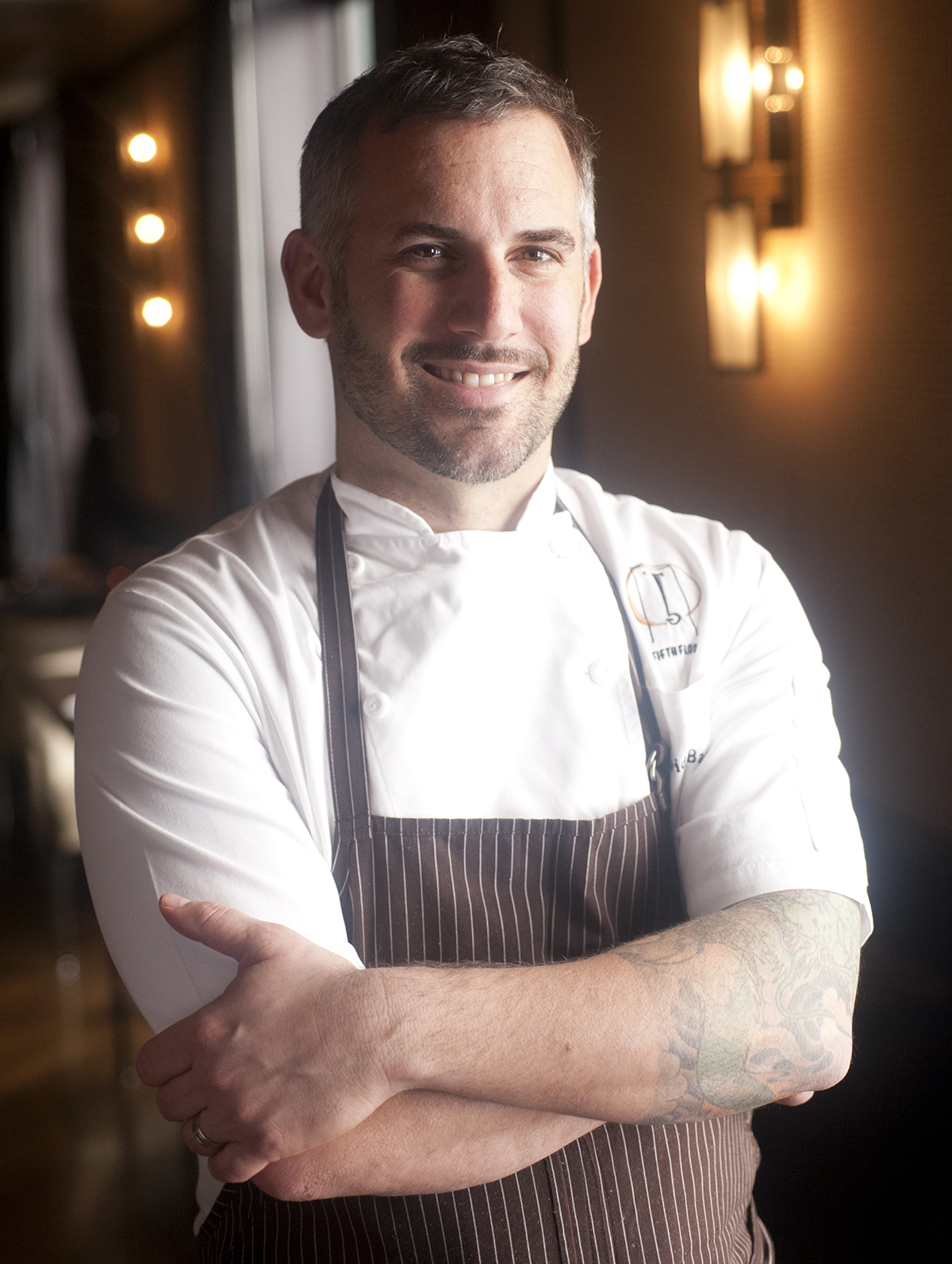 Chef David Bazirgan