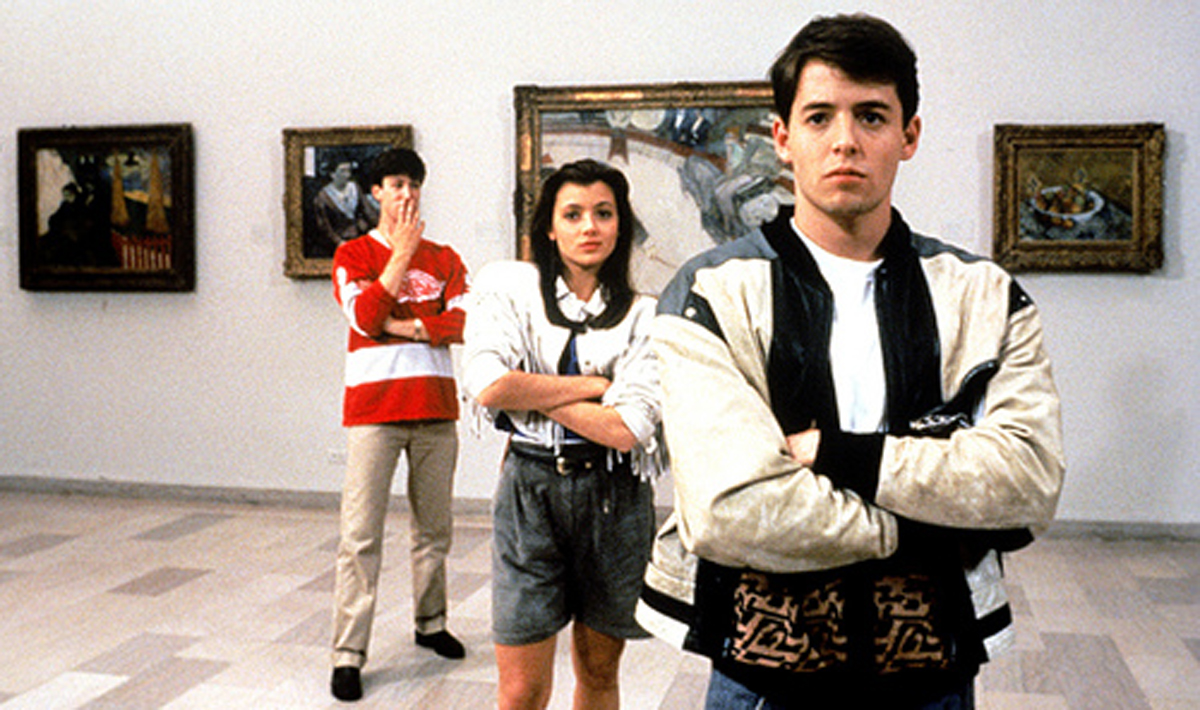 FERRIS BUELLER'S DAY OFF, Alan Ruck, Mia Sara, Matthew Broderick, 1986, (c) Paramount/courtesy Everett Collection