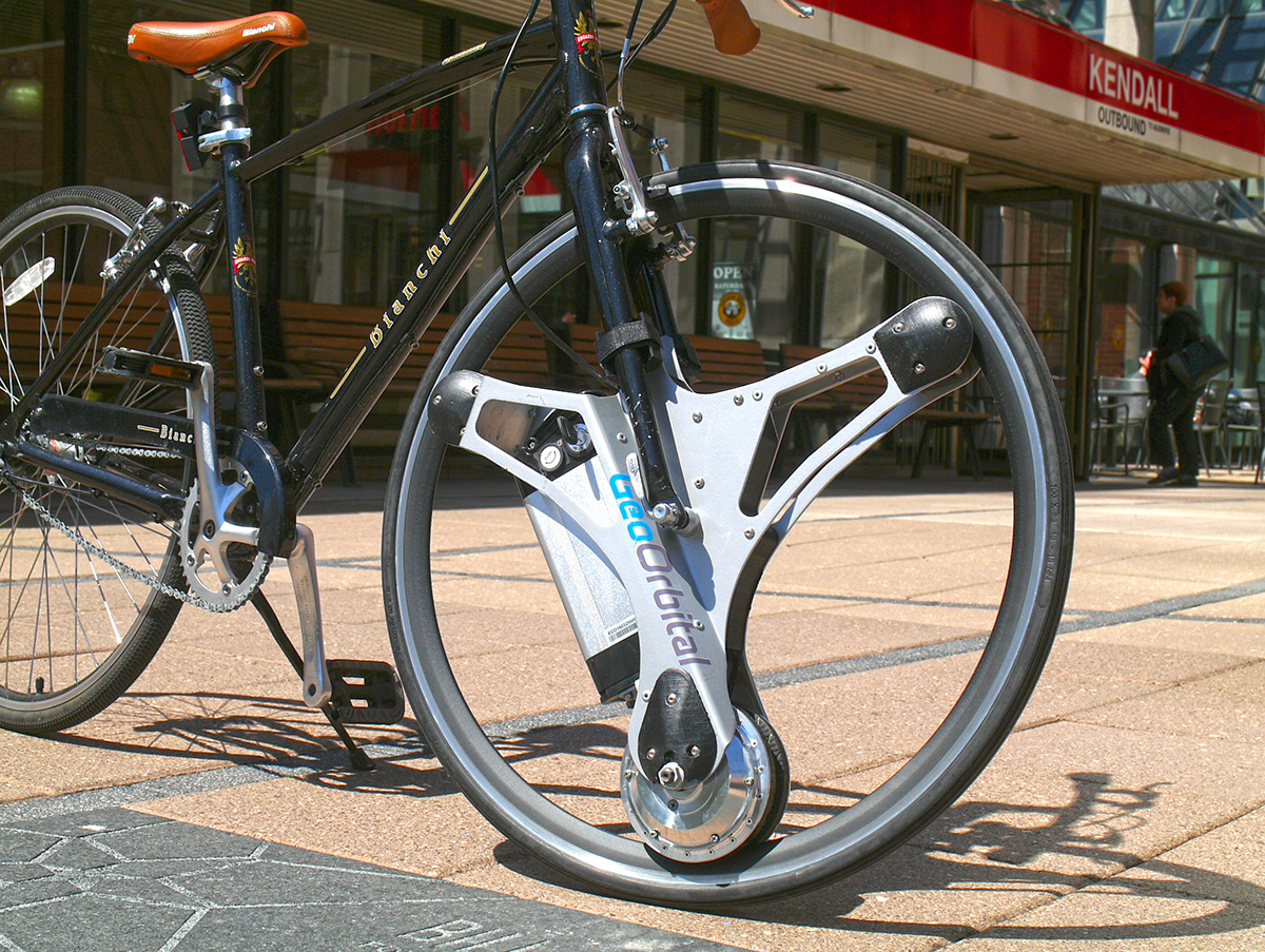 GeoOrbital Bike Wheel