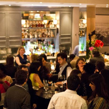 Hawthorne bar square