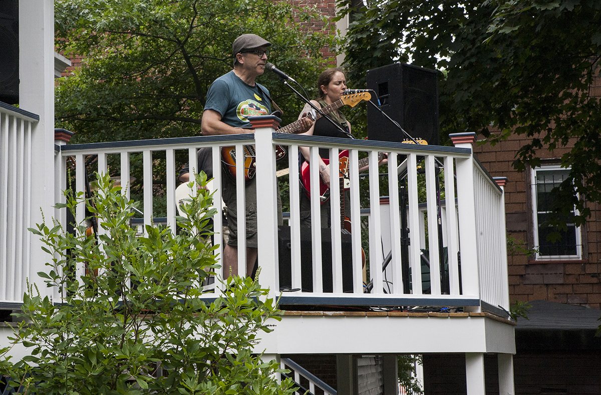 JP PorchFest; free things to do in boston july