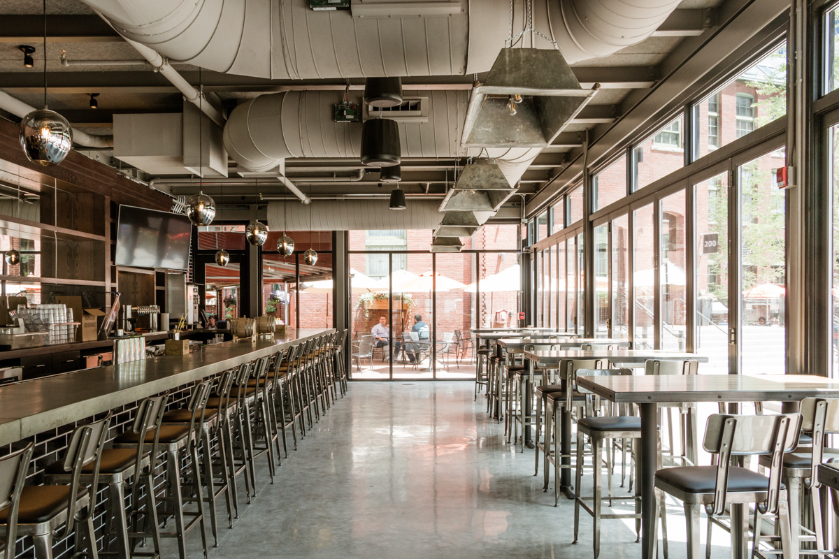 Best Restaurants In Kendall Square