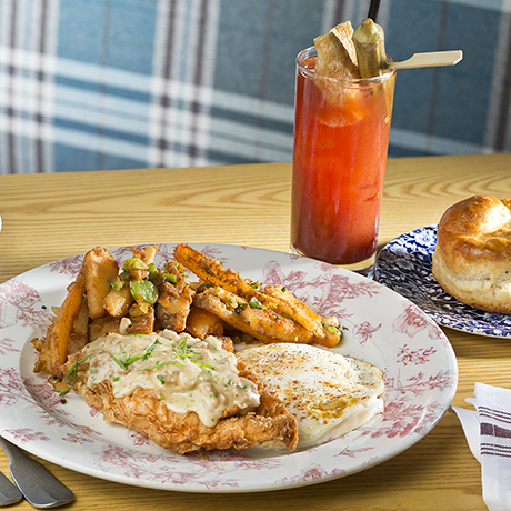 Southern Kin brunch chicken_eggs square
