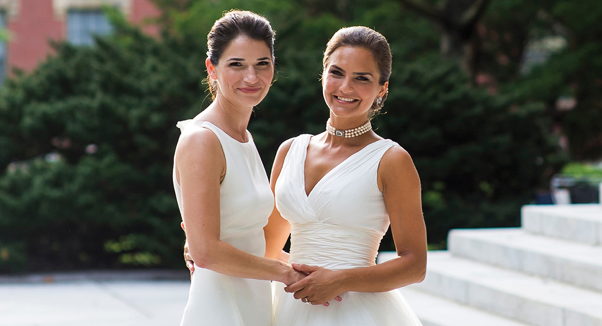 Alexandra Caudiani Tracy Bjelland Real Wedding Sm