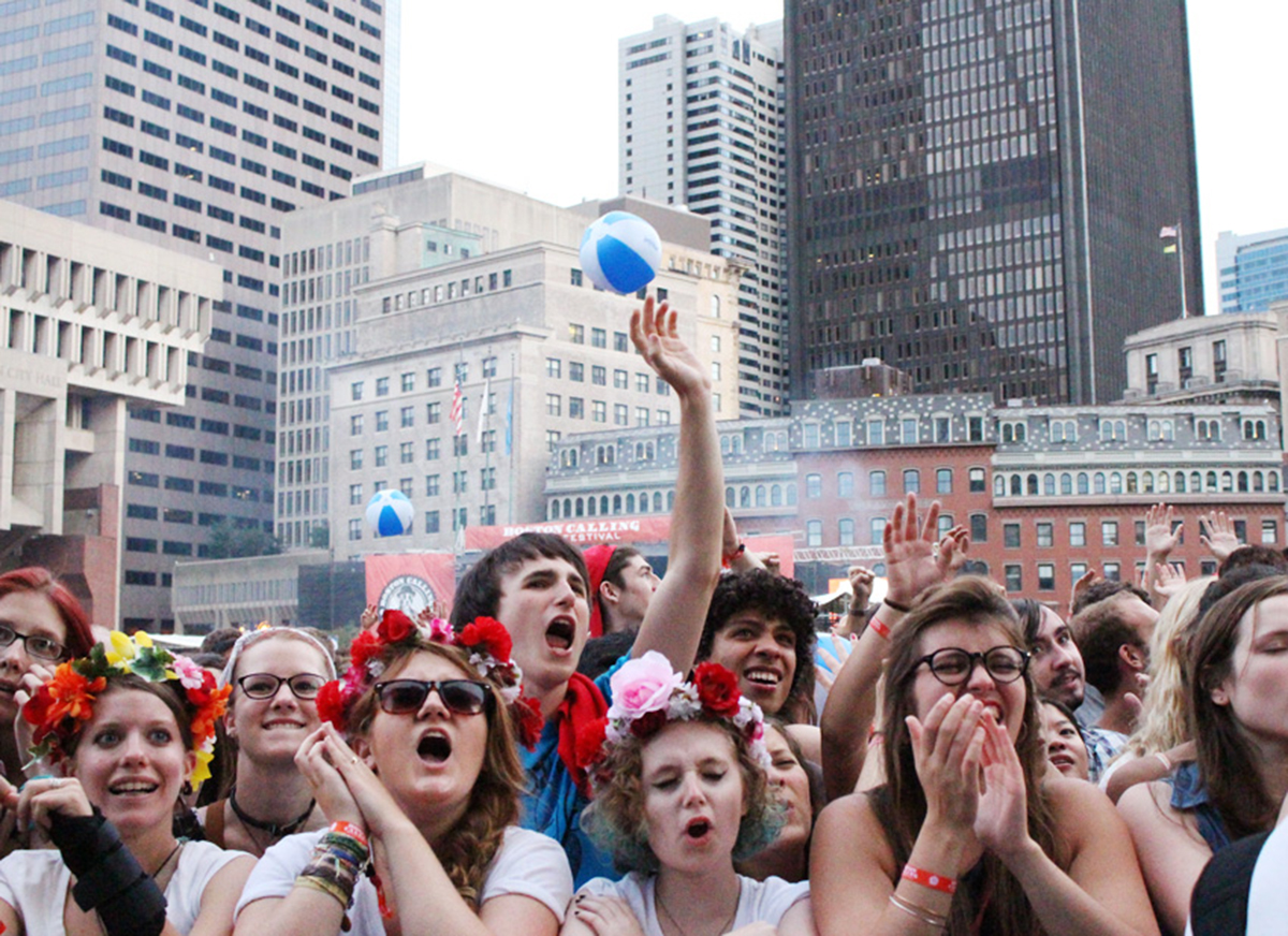 boston calling block party; free things to do in boston july