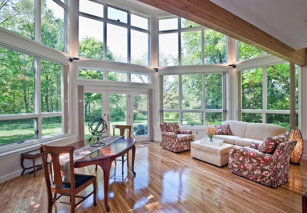 glass house weston