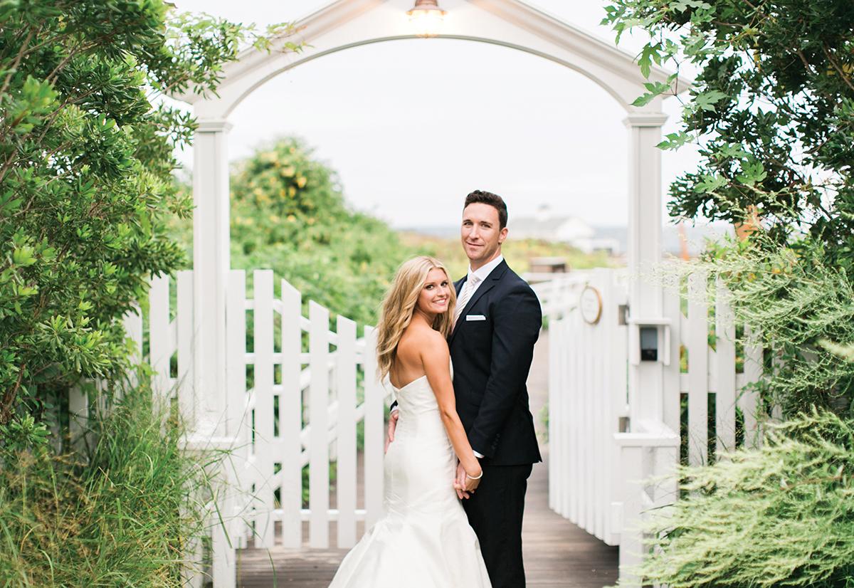 Real Wedding: Jaclyn Schelzi & Chris Powers