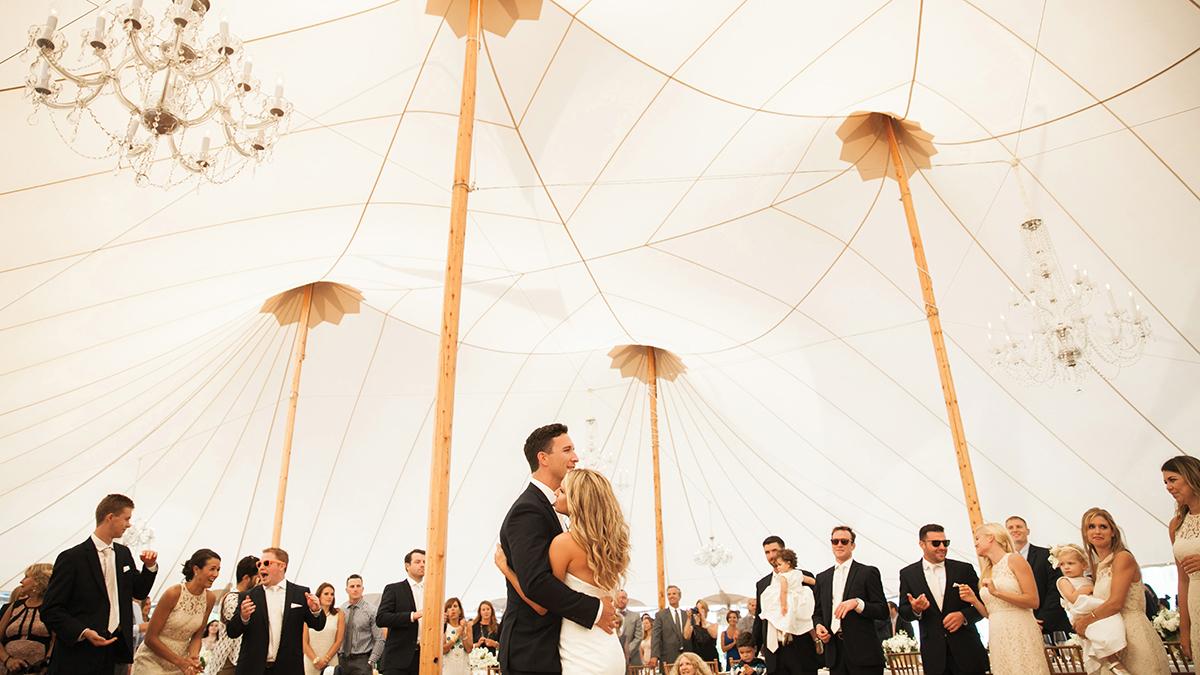 jaclyn schelzi chris powers real wedding