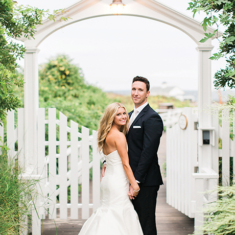 jaclyn schelzi chris powers real wedding sq