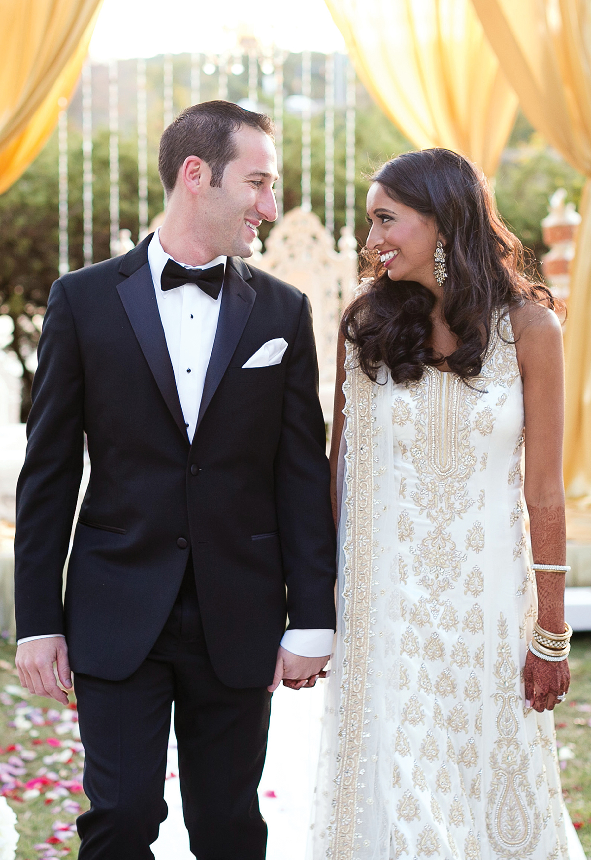 jeff fisco sonal mehta real wedding