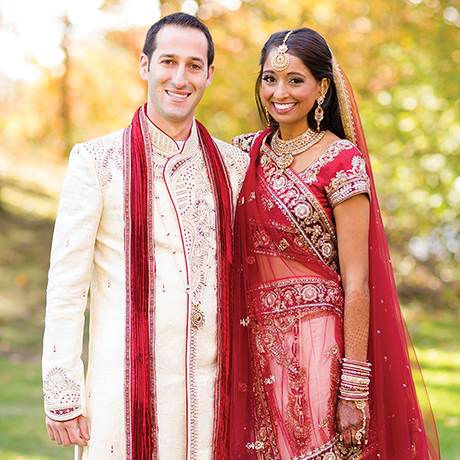 jeff fisco sonal mehta real wedding sq