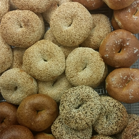 Levend Bagelry. / Photo provided.