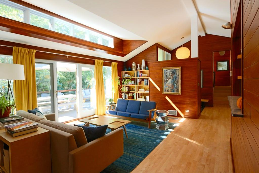 On The Market Midcentury Modern In Marblehead Boston