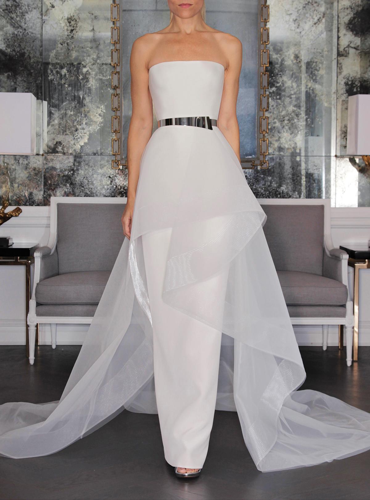 minimalist wedding accessories