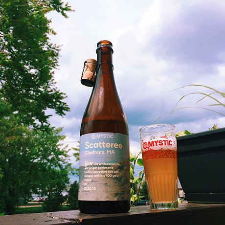 Mystic Brewery Scatteree gose