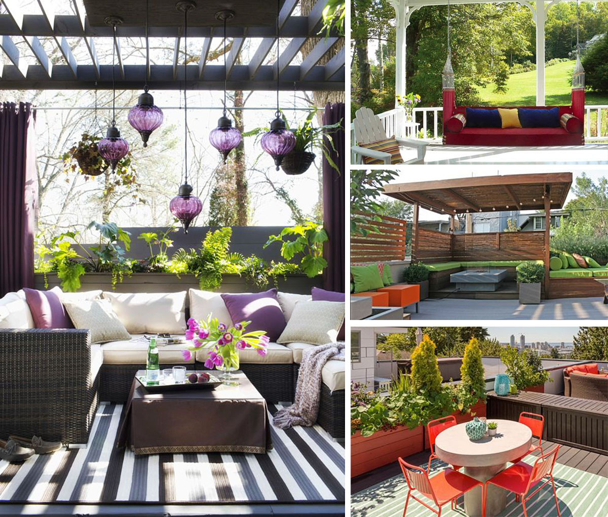 five tips for designing your outdoor patio