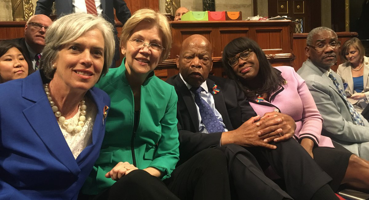 Elizabeth Warren Family