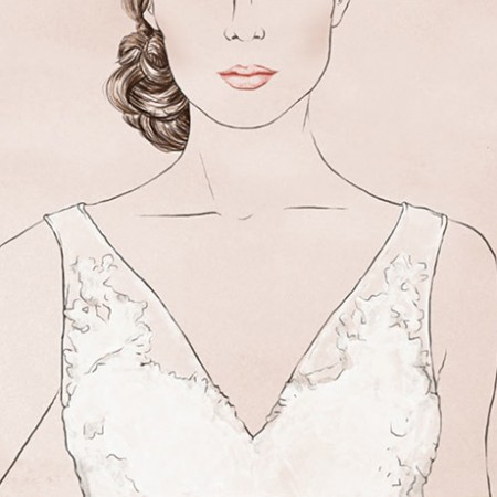 wedding necklines sq