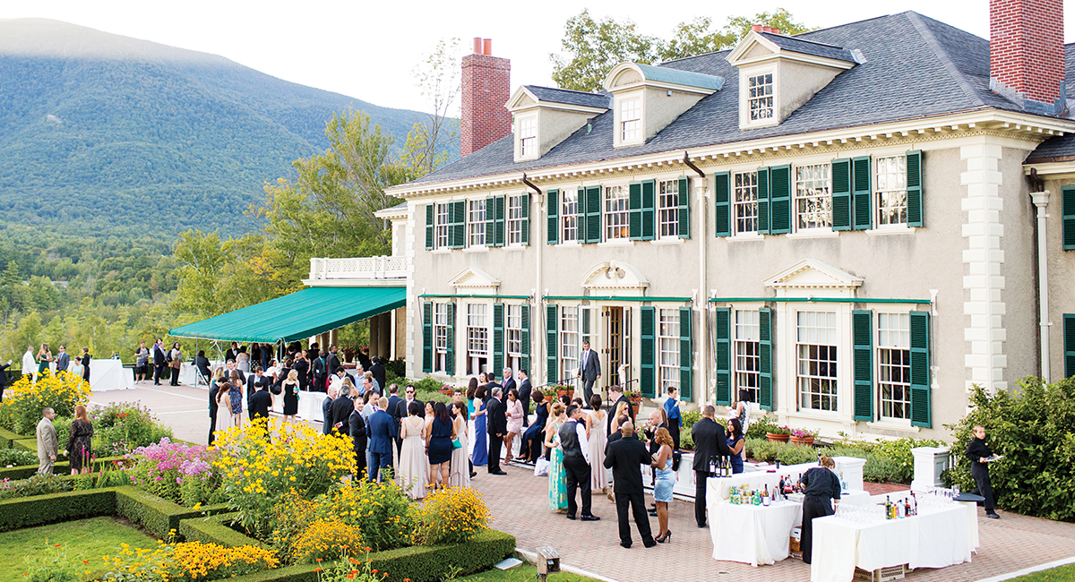 Wedding venues in manchester vermont boston magazine for Popular wedding registry locations