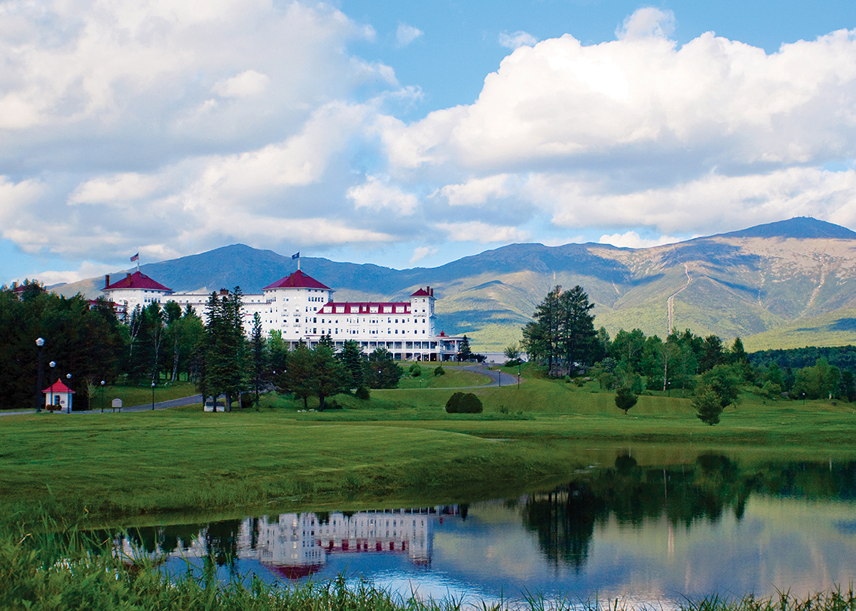 wedding venues white mountains nh 1