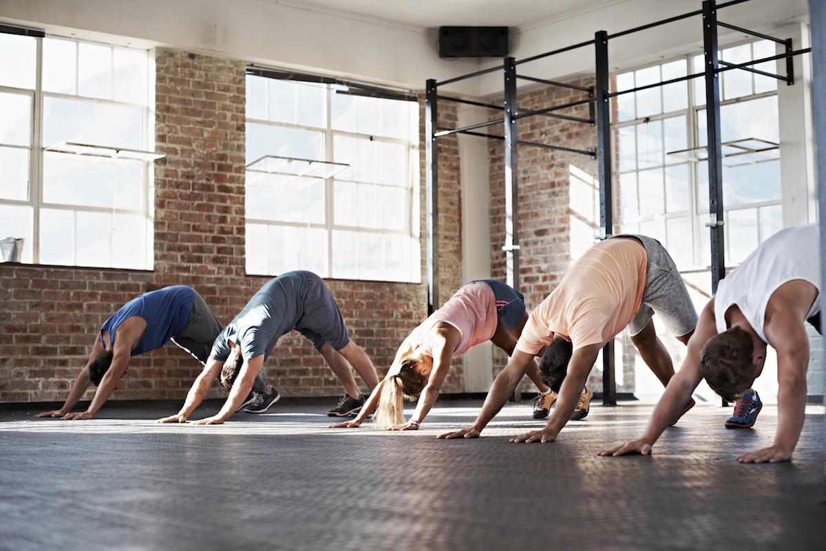 Yoga photo by TK via iStock Photo