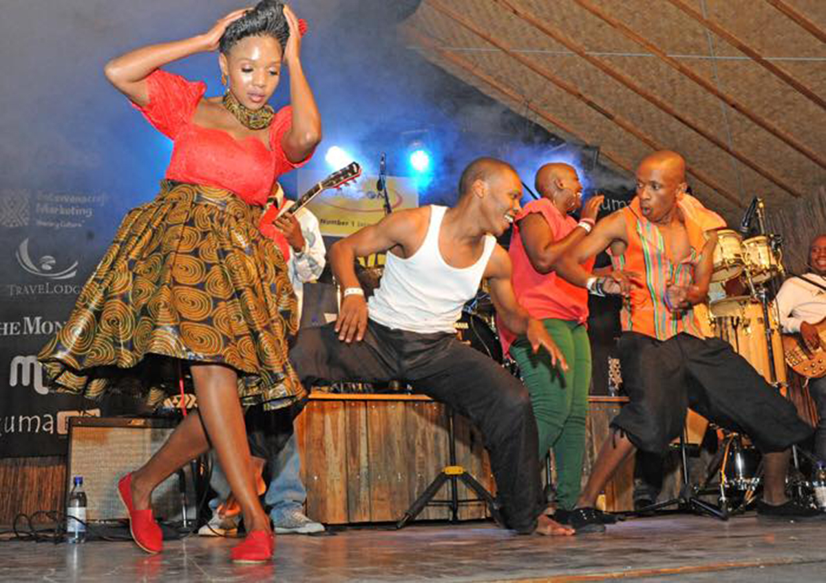 African Festival of Boston / Photo by Kearoma Rantao