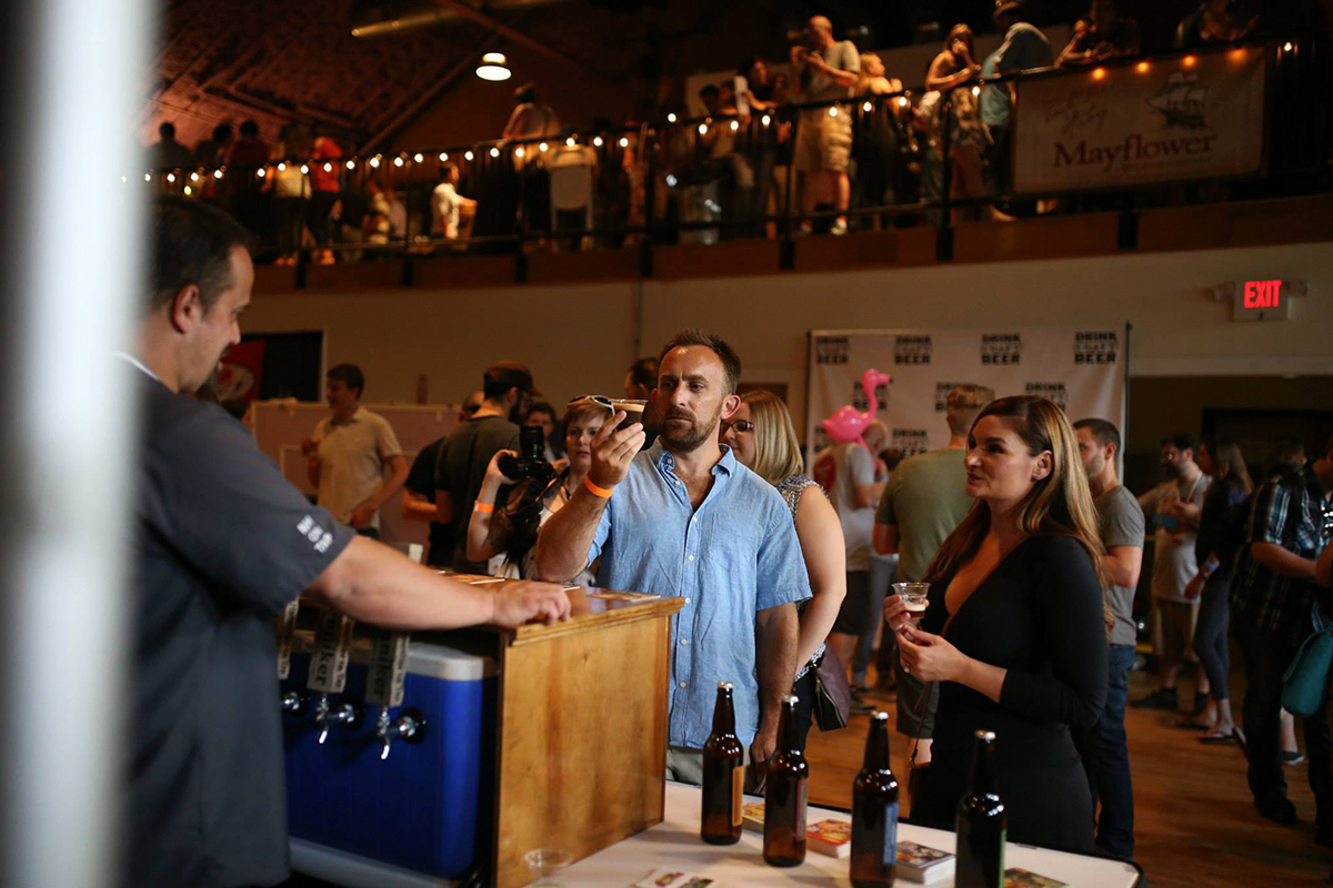 Boston Beer & BBQ Fest / Photo by Drink Craft Beer.