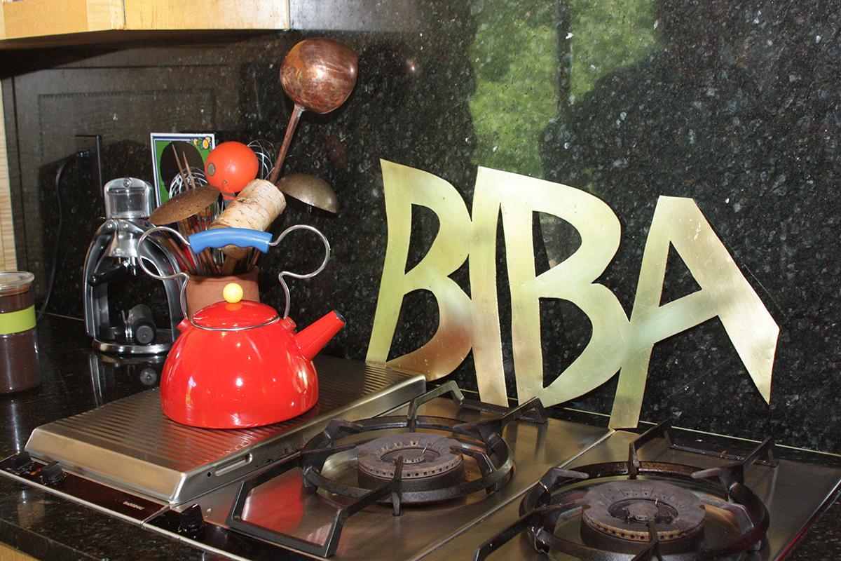 Lydia Shire auction Biba sign
